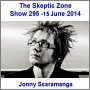 Artwork for The Skeptic Zone #295 - 15.June.2014