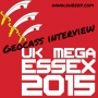 Artwork for UK Mega Essex 2015 (Geocass Interview) - OBGCP36