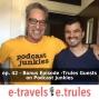 Artwork for ET042 - Bonus Episode -Trules Guests on Podcast Junkies