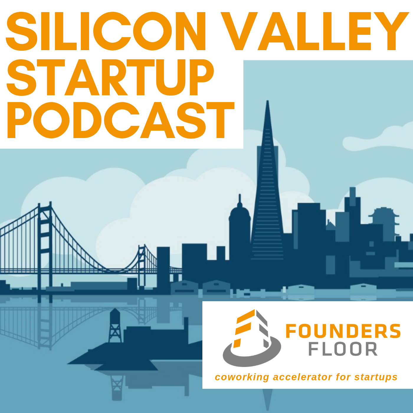 Silicon Valley Startup Podcast show art