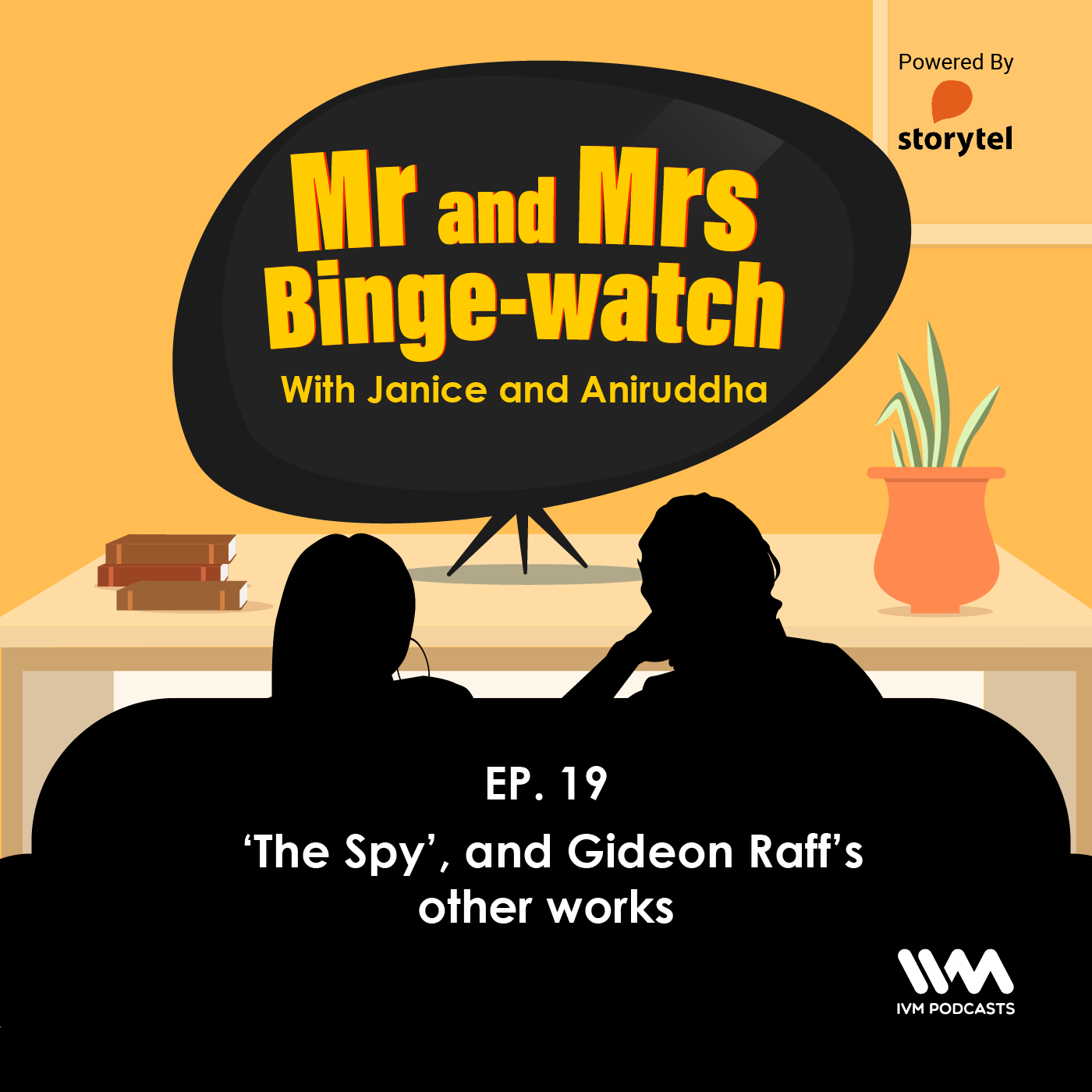 Ep. 19: 'The Spy', and Gideon Raff's other works