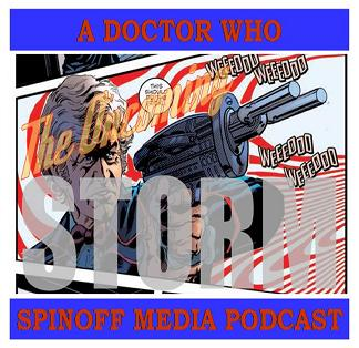 The Oncoming Storm Ep 55: 3rd Doctor 50th Tie ins - The Master Would Not Approve