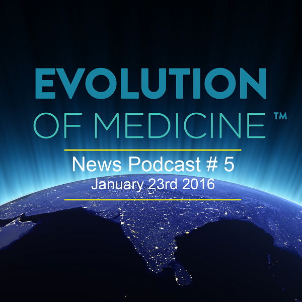 Evolution of Medicine Newscast #5