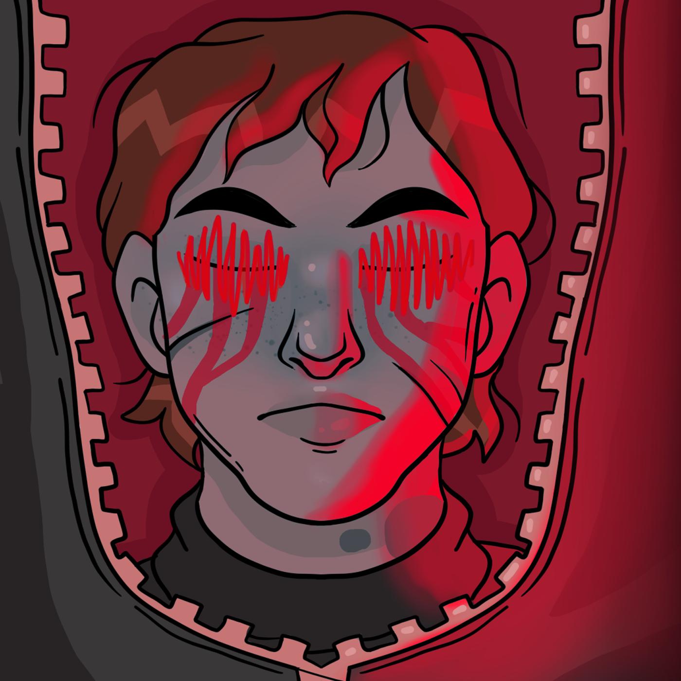Красная нить / Страшная история