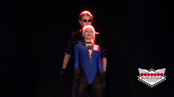 113 - Murder Nurse & Mr. E as Jill Valentine & Albert Wesker
