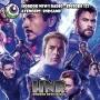 Artwork for Review of Avengers: Endgame on Horror News Radio 322