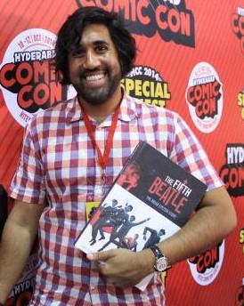 Comic Book Bears Podcast Issue 73 with The Fifth Beatle's Vivek Tiwary