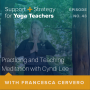 Artwork for 43: Practicing and Teaching Meditation with Cyndi Lee
