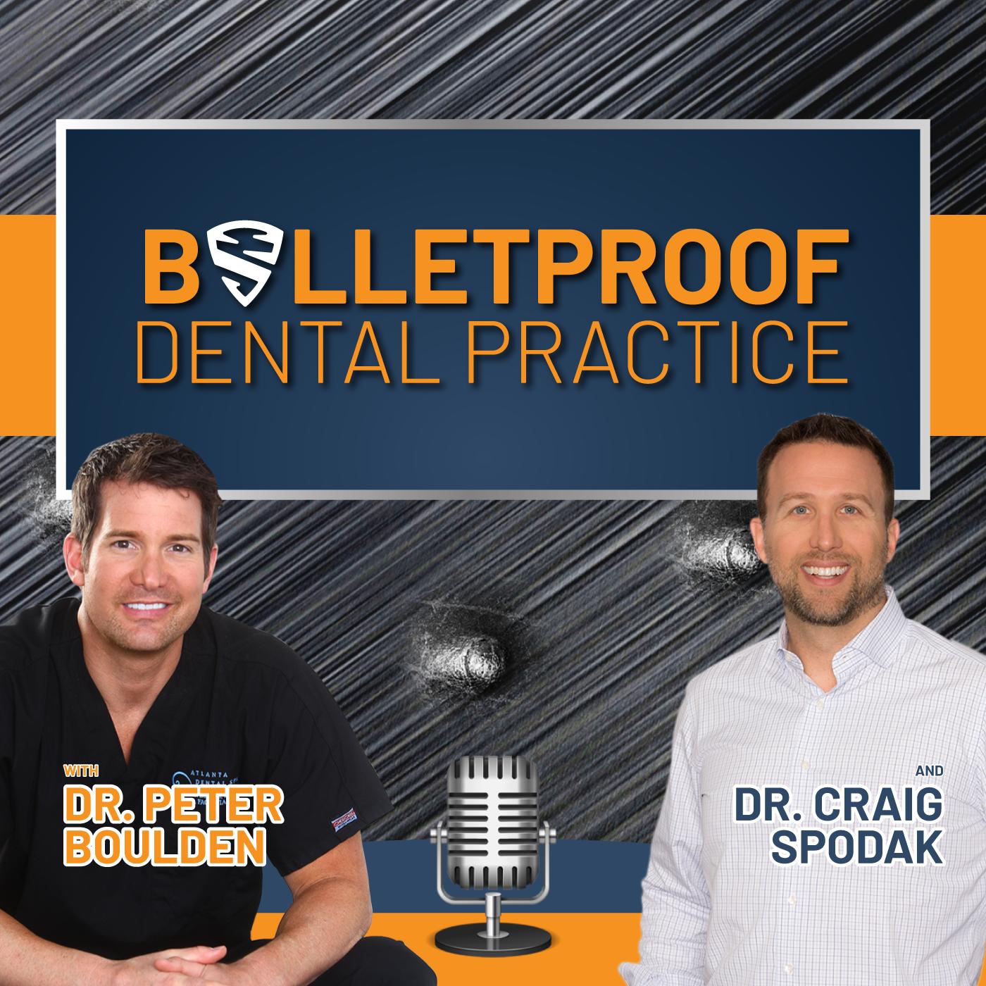 Bulletproof Dental Practice show art