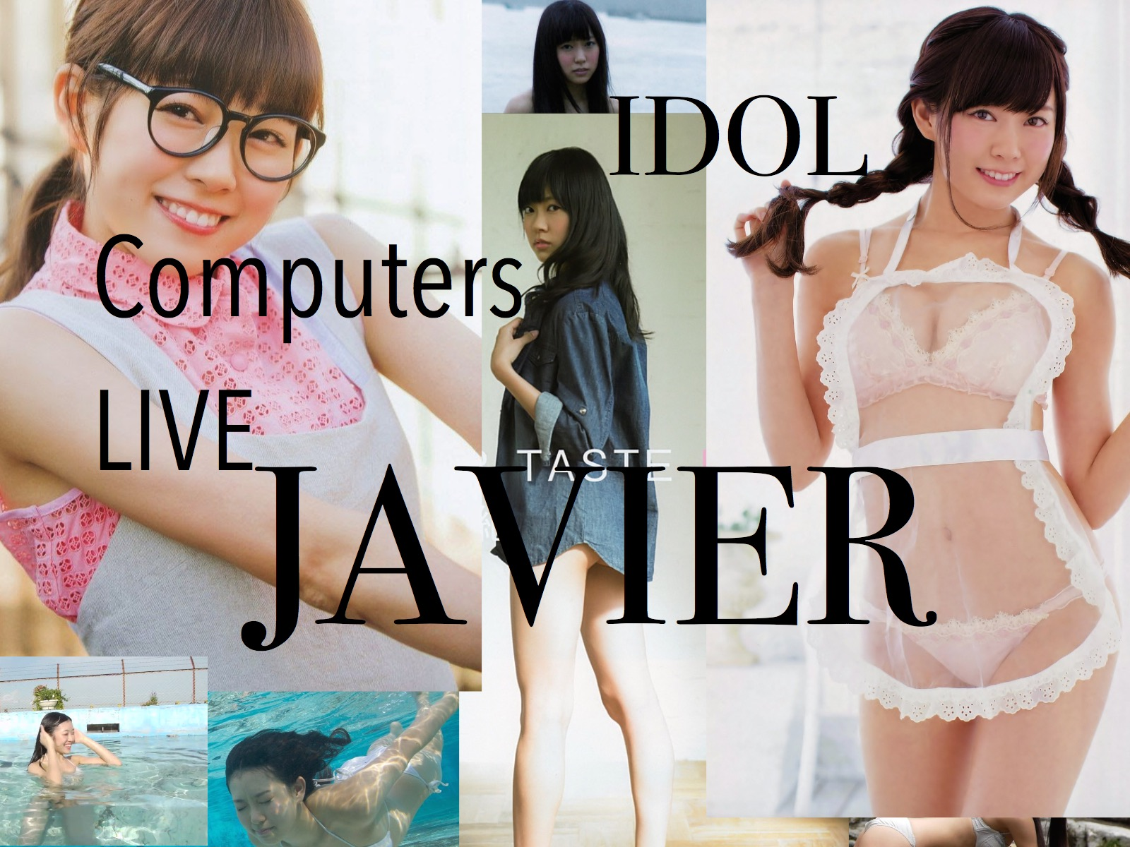 World Drum and Bass Champion AKB48 Team A Javier Casas Reaktor Idol Graduate 2015 - Reborn 48 - Computers LYDIA -  EDM AKB DNB Dubstep Special
