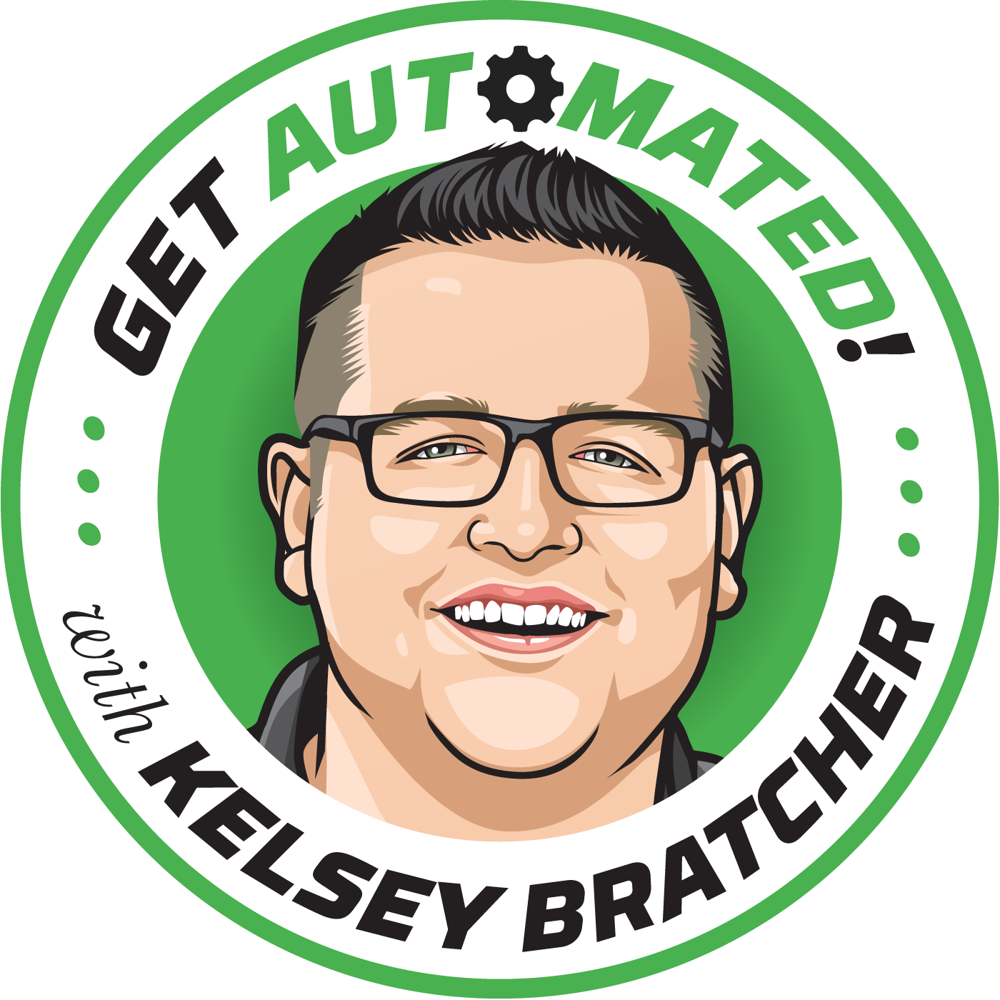 Get Automated Podcast With Kelsey Bratcher show art