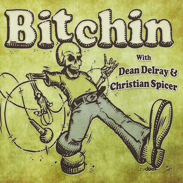 """#325:Dean Delray & Suli McCullough """"B*tchin"""" #53"""