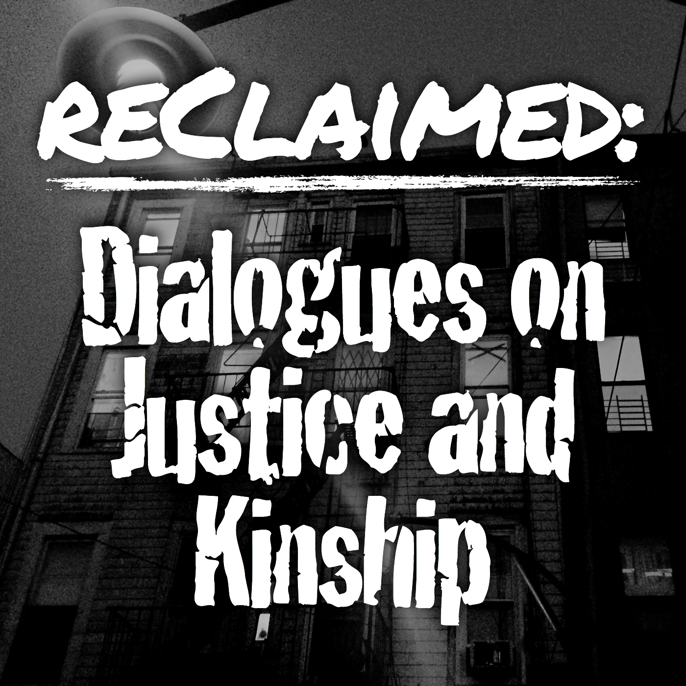 reClaimed: Dialogues on Justice and Kinship logo