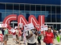 Artwork for #fakenews @cnn protest reveals chillling double standard.