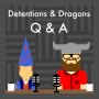 Artwork for Lesson # 88 - Q & A: Summer 2019 Part 1 and Dragons