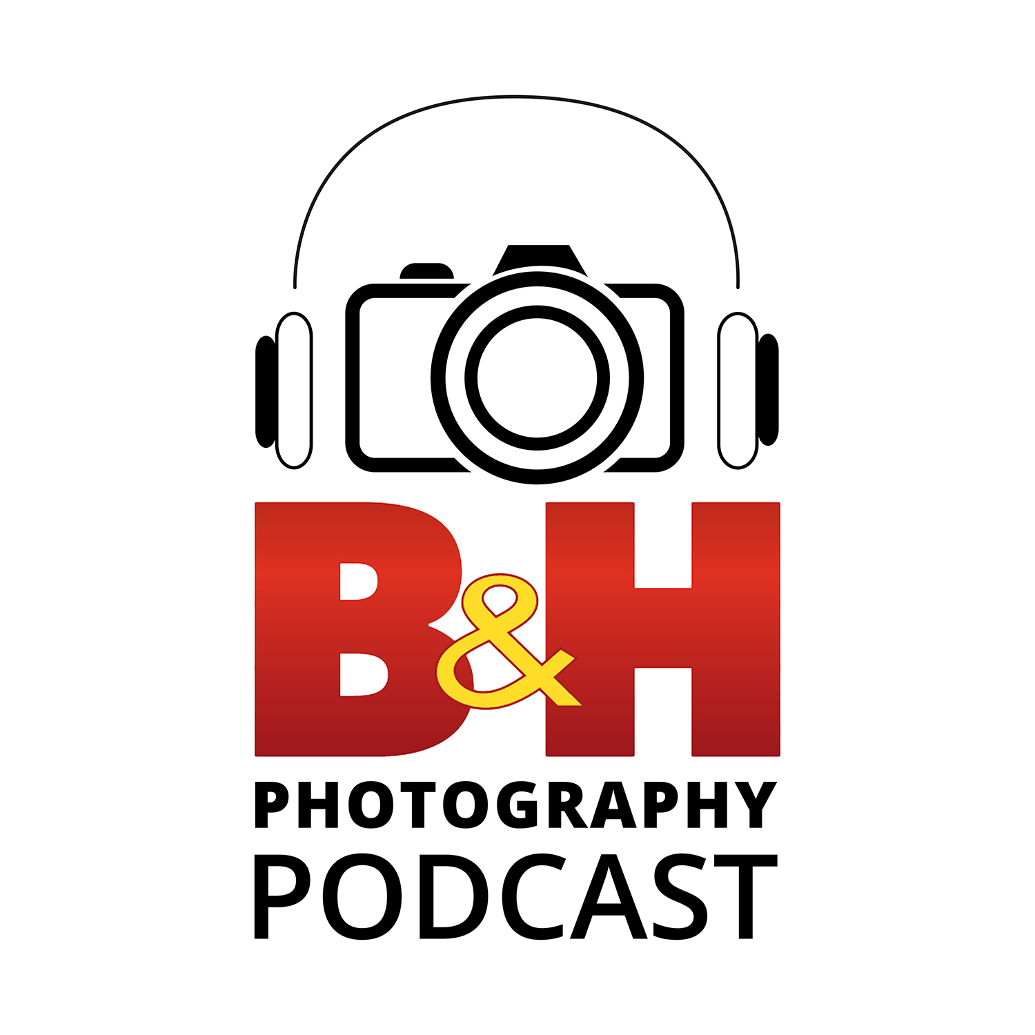 B&H Photography Podcast show art