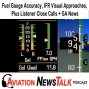 Artwork for 169 Fuel Gauge Accuracy, IFR Visual Approaches, & Listener Close Calls + GA News