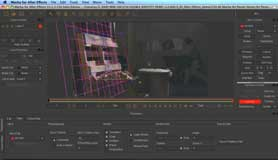 Learn how to use Mocha in After Effects CS4
