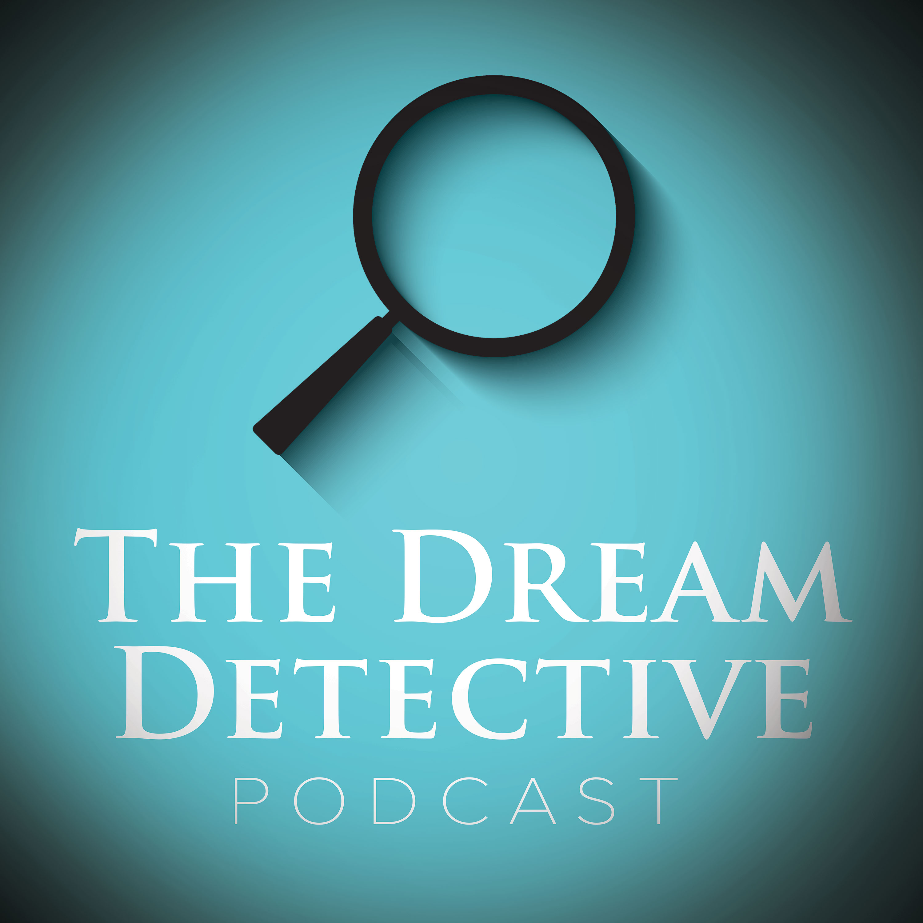The Dream Detective Podcast show art