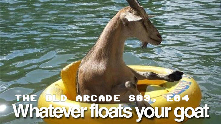 Old Arcade - S03 e05 - Whatever Floats Your Goat