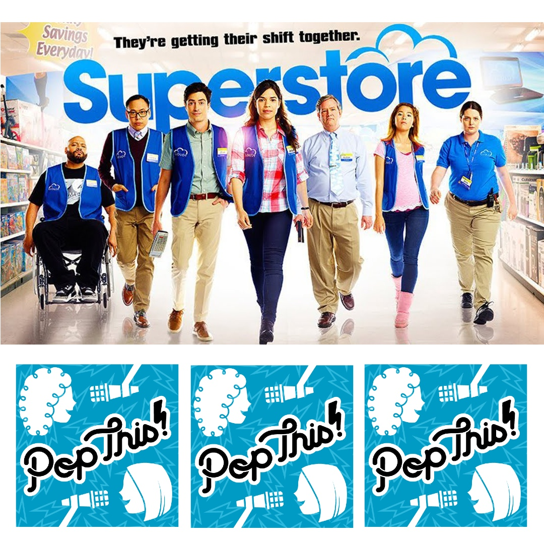Pop This! Podcast Episode 275: Superstore with Lisa Chen-Wing