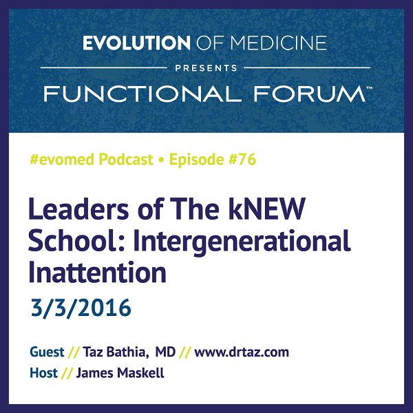 Leader of the kNEW School: Intergenerational Inattention
