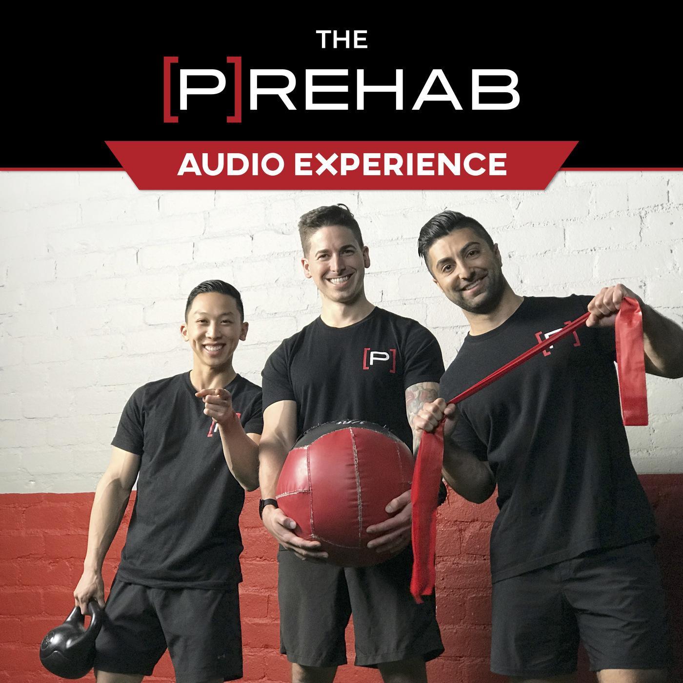 The [P]Rehab Audio Experience