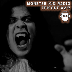 Monster Kid Radio #217 - Wayne W. Johnson sinks his fangs into Tales of Dracula