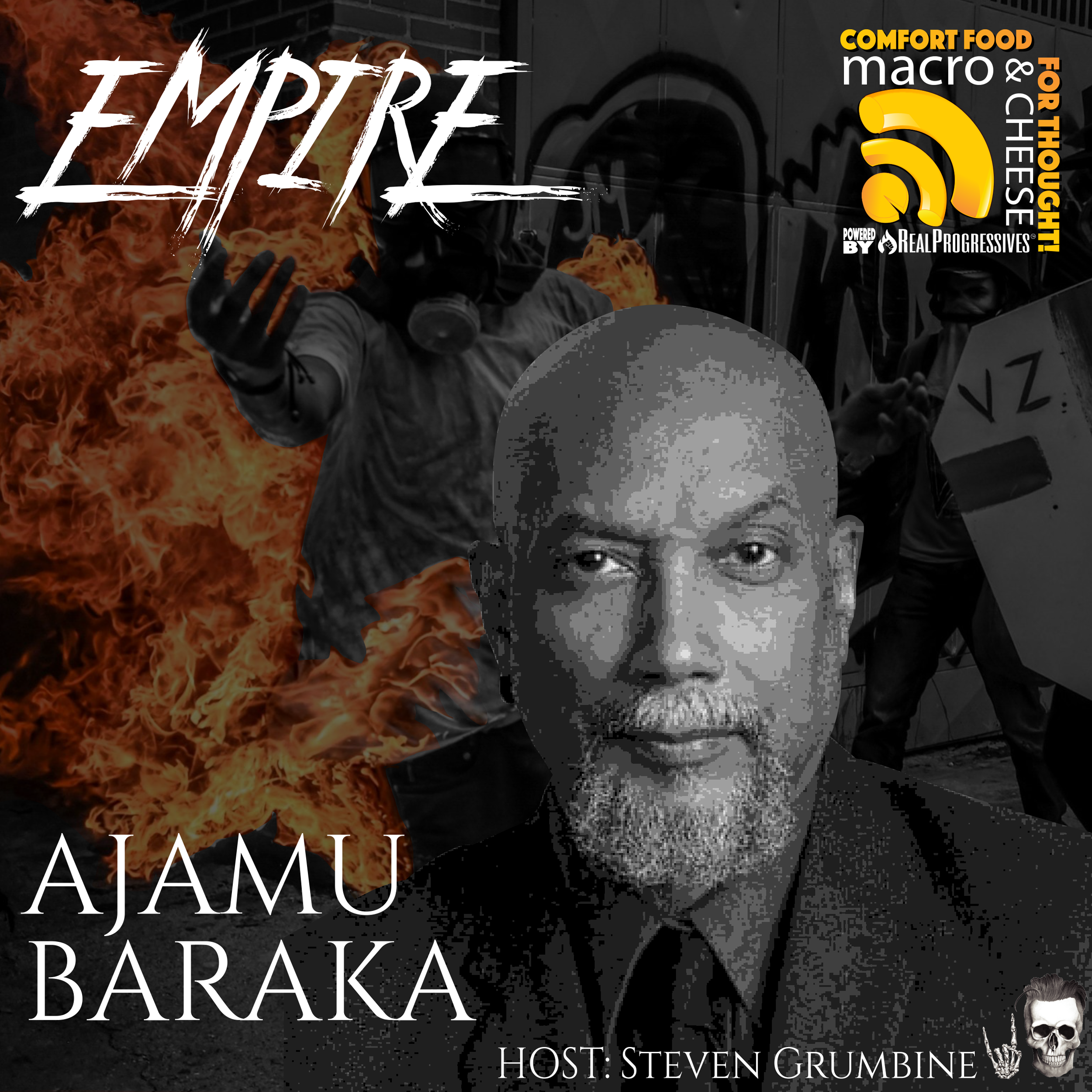 Empire with Ajamu Baraka