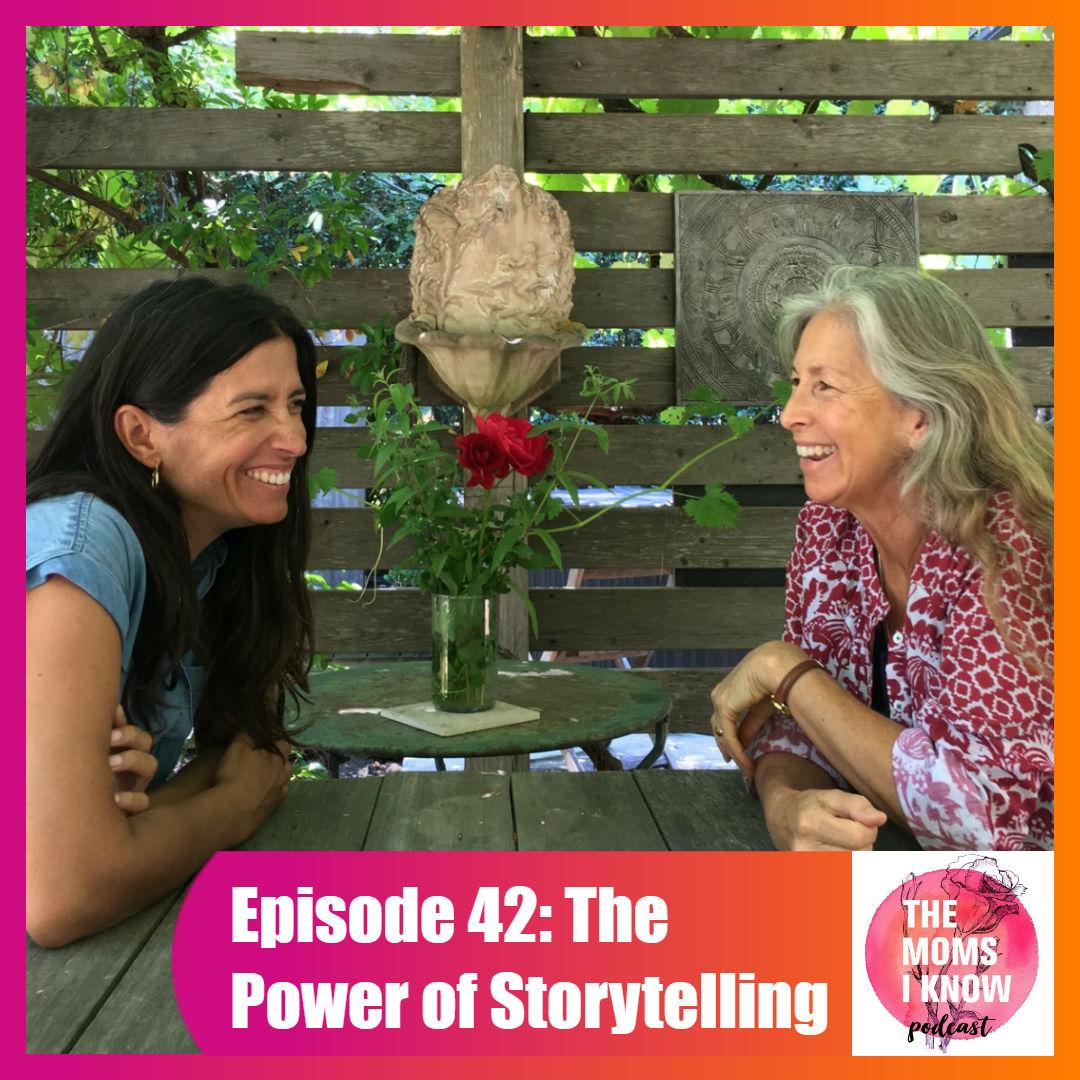 Artwork for Episode 042: The Power of Storytelling