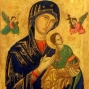 Artwork for A Novena To Our Lady Of Perpetual Help: To An Icon Of Strength
