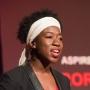 Artwork for #92 Joy Buolamwini - Finding Flaws in technology, Fighting Algorithmic Bias.