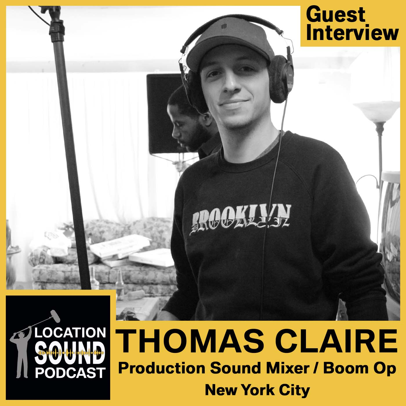 080 Thomas Claire - Production Sound Mixer based out of New York City