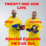 Artwork for Special Corona Virus Episode with Irreverent Warriors Calling In