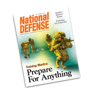 Artwork for Army Training for the Future - December 2012