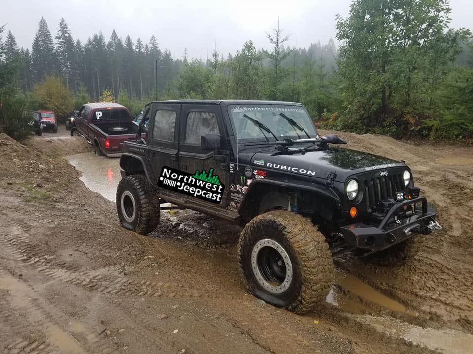 Northwest Jeepcast - Jeep Podcast - Tahuya F350 Rescue