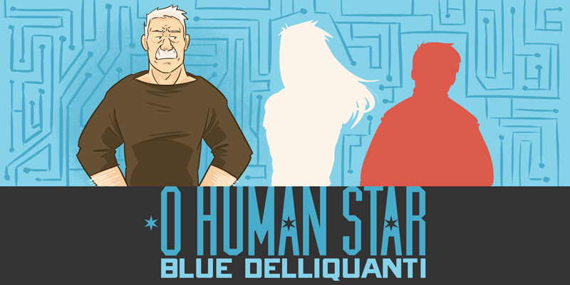 Comic Book Bears Podcast Issue #106 - With Special Guest Blue Delliquanti