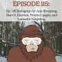 Artwork for  Ep - 115 Instagram In-App Shopping, Search Journey, Product pages, and LinkedIn Targeting