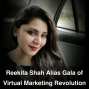 Artwork for Reekita Sha Alias Gala of Virtual Marketing Revolution