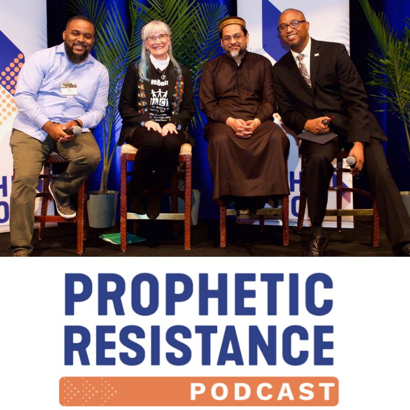 Episode 35: Faith Forum Panel - Building Human Solidarity Together show art