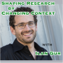 Artwork for Shaping Research by Changing Context with Ilan Gur [Idea Machines #36]