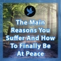 Artwork for Walk 7 - The Main Reasons Why You Suffer And How To Finally Be At Peace