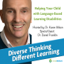 Artwork for Ep. 4: Helping Your Child with Language-Based Learning Disabilities with Dr. Daniel Franklin