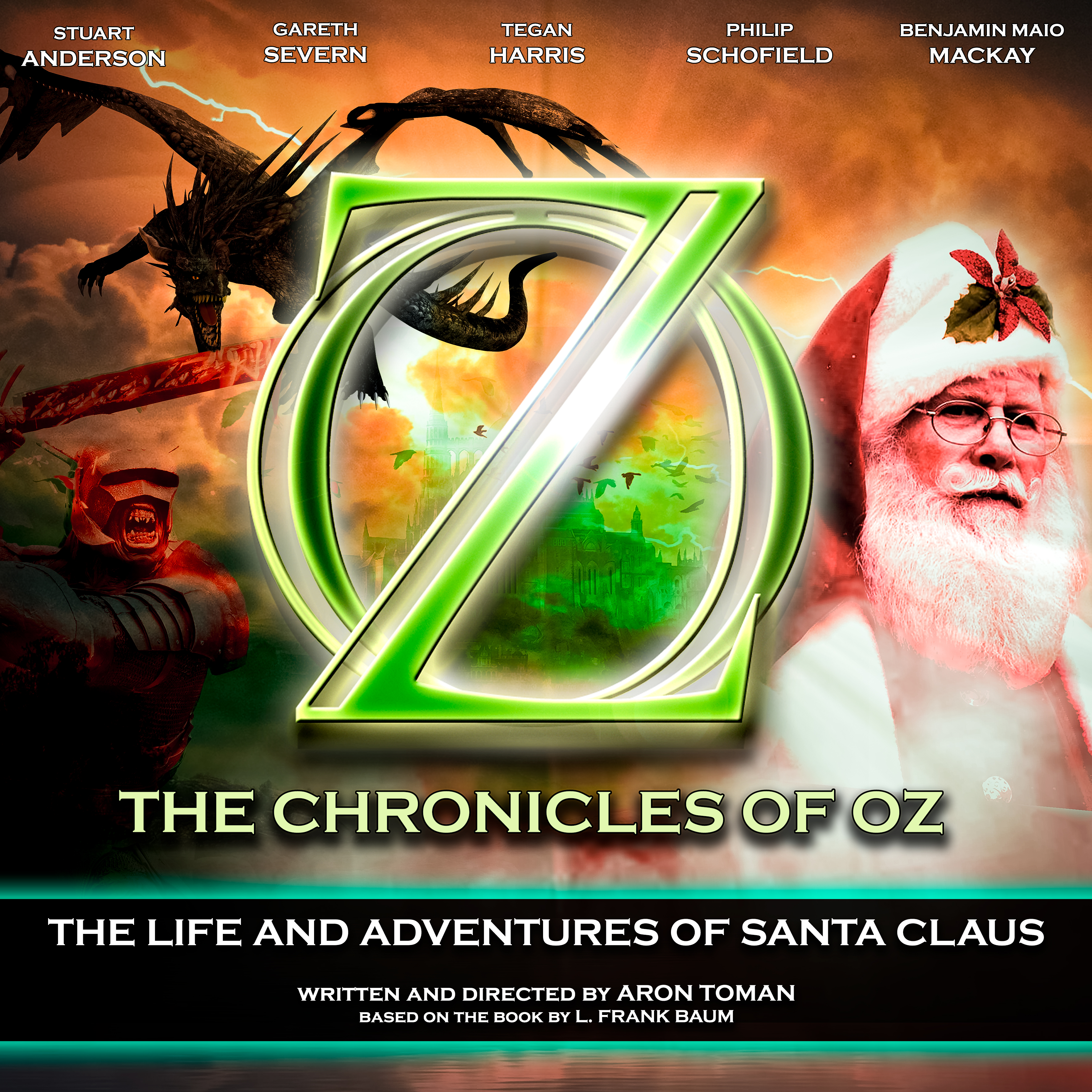 Trailer - The Life and Adventures of Santa Claus