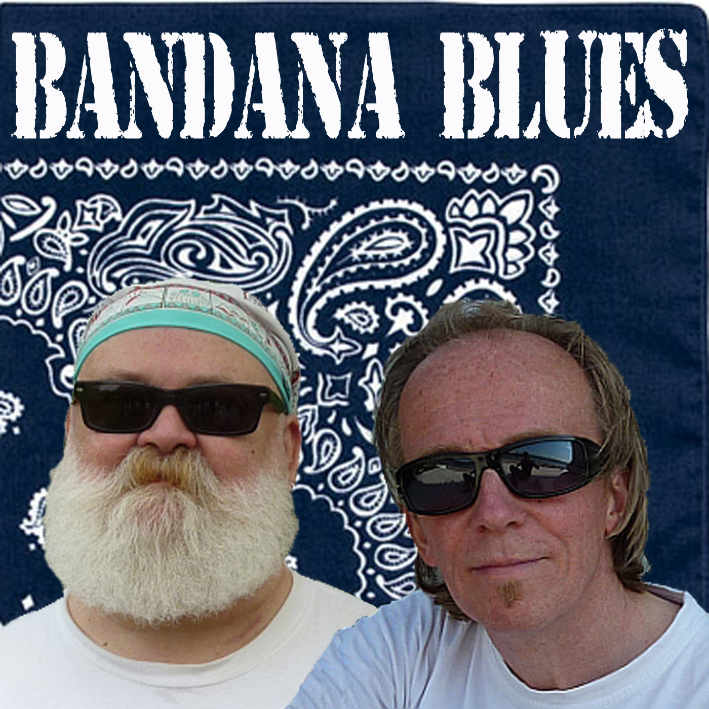 Bandana Blues, founded by Beardo, hosted by Spinner show art