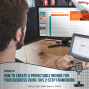 Artwork for #55: How to Create a Predictable Income for Your Business Using this 2-Step Framework