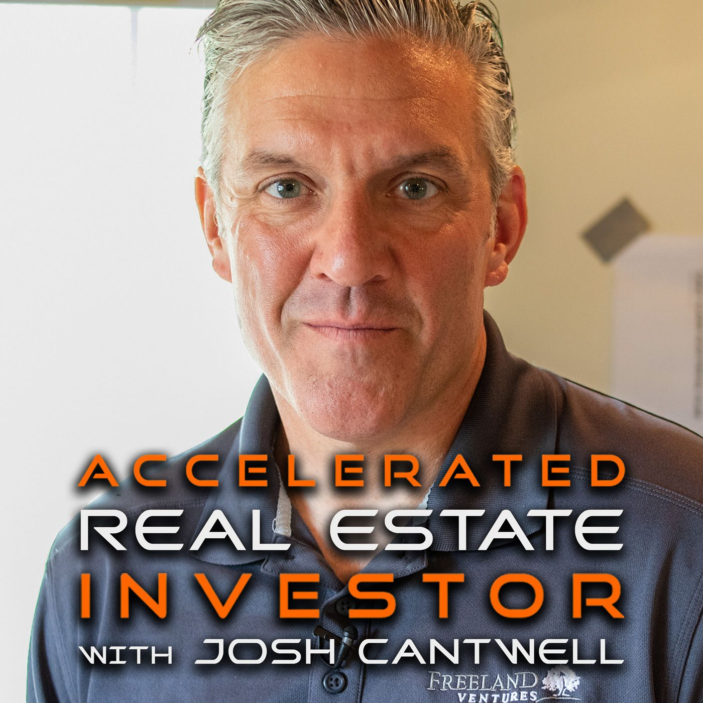 Accelerated Real Estate Investor show art