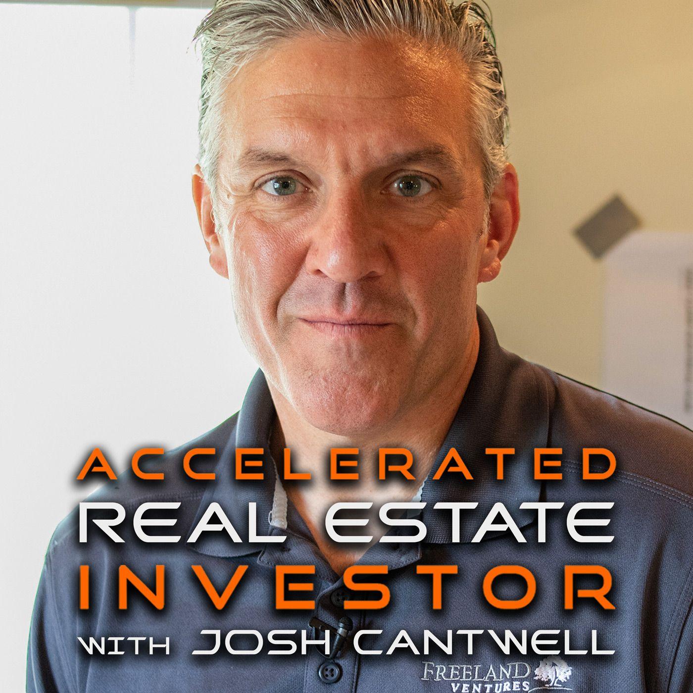 Artwork for 220: Avoiding the Real Estate Debt Trap with James Kandasamy