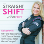 Artwork for The Straight Shift, #61: Why the 2021 Toyota Sienna Minivan is a Game Changer!
