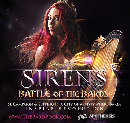 Now with More Bards! Satine Phoenix & Jamison Stone Center Setting on Bards Ep 225